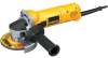 "4-1/2"" (115mm) Small Angle Grinder -- D28110"