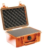 Pelican 1150 Case with Foam - Orange | SPECIAL PRICE IN CART -- PEL-1150-000-150 -Image