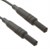 Test Leads - Banana, Meter Interface -- 501-1402-ND -Image