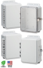 Nema and IP Rated Electrical Enclosure 8X6X3 -- P8063CLL