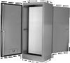 Free Standing Single Door Front & Rear -- N12-FS-DA-3624