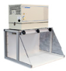 HS-5000S/220V - Airfiltronix HS-5000S Ductless Fume Hood, 220 VAC -- GO-33705-08