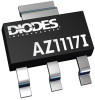 Transistors - FETs, MOSFETs - Single -- ZVN2120GTC-ND