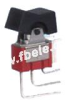 Miniature Rocker and Lever Handle Switch -- RLS-102-A4T - Image
