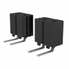 Rectangular Connectors - Headers, Receptacles, Female Sockets -- CES-123-02-S-S-RA-ND -Image