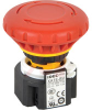 Switch,E-STOP,16MM,40MM MUSHROOM BUTTON,WITH Solder TerminalS,4NC -- 70172746