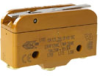 MICRO SWITCH BZ Series Premium Large Basic Switch, Single Pole Double Throw Circuitry, 15 A at 250 Vac, Straight Lever Actuator, Screw Termination, Silver Contacts, UL, CSA, ENEC -- BZ-RW84414-A2 -- View Larger Image