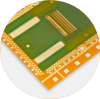 Single Sided Layer Flexible Circuit