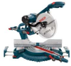 BOSCH 12 In. Dual Bevel Slide Miter Saw -- Model# 5312