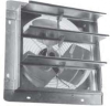 Exhaust Wall Fans -- Low Pressure Shutter Fan