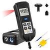 Handheld Rotation Meter Tachometer Stroboscope PCE-T 260