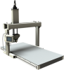 Heavy Duty Bridge Type Brinell Hardness Tester -- X-BHD-E Series