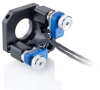 PiezoMike Linear Actuator with Kinematic Mirror Mount -- N-480