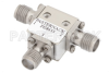 Circulator With 14 dB Isolation From 6 GHz to 18 GHz, 10 Watts And SMA Female -- PE8433 - Image