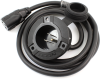 AC Port Plug 10349 with 6 foot Extension Cable, NEMA 5-15R, 15A, 125V - Image