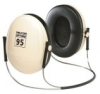 Peltor 247-H6B/V Optime 95 Behind-the-Head Earmuffs - 21 DB -- 665570131