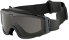 ESS Profile NVG Military Goggles Black With Stealth Sleeve -- 740-0499