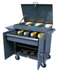 Lift Up Lid Tool Cart -- 3-TC-LV-241-1DB