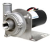 Cole-Parmer 316 SS Low-Flow Close-Coupled Centrifugal Pump, 12 GPM, 12VDC -- GO-72021-11 - Image
