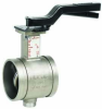 Stainless Steel Type 316 Butterfly Valve - Series 763