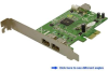 3-Port FireWire 1394a PCI Express (x1) Card -- PEFW312
