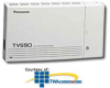 Panasonic 2 Port Voice Mail System -- KX-TVS95