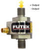 LCM400 Miniature Inline Threaded Tension and Compression Load Cell -- FSH01909 - Image