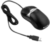 Fellowes 5-Button Optical Mouse with Microban Protection -- 98913