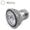 E27 LED Bulb 5W 45 Deg Silver - White -- LB-SC-E27-1S-W