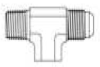 JIC Threads 37° Flared Fittings (JIC) -- 2611