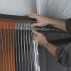 The Maximus System Vinyl Strip Doors -- 9583