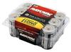 Alkaline D Size Reclosable 12 Pack (8 packs/case) -- ALD-12F - Image