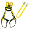 3M 30523 Fall Protection Kit - 6 ft Length - 078371-00462 -- 078371-00462