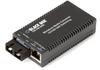 Media Converter Gigabit Ethernet Single Mode 1310nm 10km SC -- LGC121A-R2
