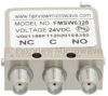 SPDT Failsafe DC to 26.5 GHz Electro-Mechanical Relay Switch, 20W, 24V, SMA -- FMSW6328