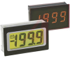 Voltmeter, 3.5 digit red LED display, 200mV, 12 pin DIL, IP65 -- 70101354