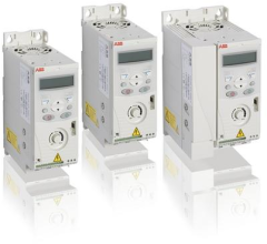AC motor drives from ABB Drives and Motors