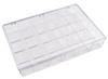 Transparent Plastic Parts Boxes -- 53346 - Image