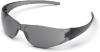 Crews Checkmate Safety Glasses with Gray Lens -- CK112