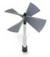 Vertical Flow Anemometer Young 27106T