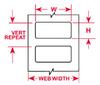 Thermal Transfer Printable Labels - 1