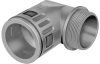 Elbow fitting for pneumatic protective conduit fitting -- MKRL-29-PG-29 -- View Larger Image