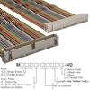 Rectangular Cable Assemblies -- M3AKK-5060K-ND -Image