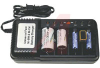Charger, Battery; Charges AA, AAA, C, Dand 9V Ni-Cd or Ni-MH Batteries; 9 V -- 70157307