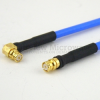 RA SMP Female to SMP Female Cable FM-F086 Coax in 36 Inch -- FMC2122085-36 -Image