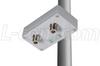 1 Watt 2.4 GHz 802.11b Outdoor WiFi Amplifier -- HA2401G-1000