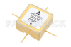 Surface Mount (SMT) Voltage Controlled Oscillator (VCO) 200 MHz to 400 MHz, Phase Noise of -126 dBc/Hz, 0.5 inch Hi-REL Hermetic -- PE1V13011 - Image