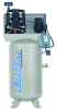 BelAire 7.5-HP 80-Gallon Two-Stage Air Compressor -- Model 318VL
