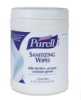 PURELL 9010-06 Sanitizing Wipes (Each) -- 354010061