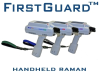 Advanced Handheld Raman Spectrometer -- FirstGuard
